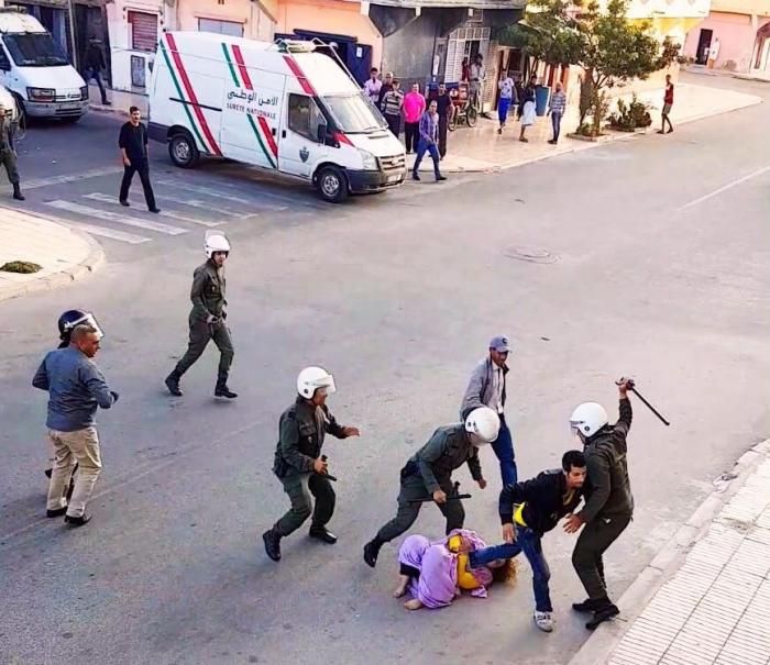 Human rights defense mechanism for Western Sahara | Sahara Press Service