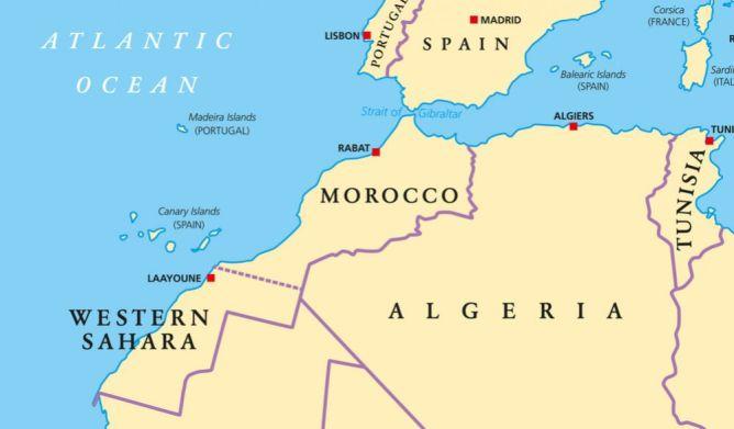 جنوب افريقيا تصف المغرب بقوة احتلال وتذكره بأن الصحراء الغربية