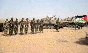 L'armée sahraouie se prépare au combat pour «arracher le droit à l'indépendance»
