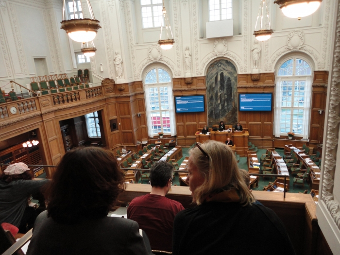 Danish Parliament's Foreign Affairs Committee raised issues to its